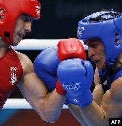 Олександр Гвоздик на Олімпіаді в Лондоні