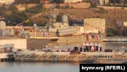 Ռուսաստանը ռազմածովային վարժանքներ է անցկացնում Սև ծովում, 11-ը օգոստոսի, 2016թ.