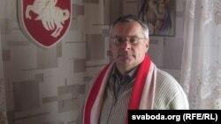 Мікалай Уласевіч, архіўнае фота