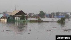 Наводнение 2019 года в Иркутской области специалисты связали с изменениями климата