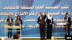 قرعة أرقام القوائم المشاركة في الإنتخابات العراقية المقبلة