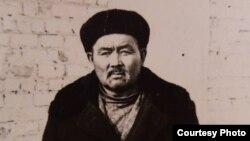 Турманбет Эргешбаев.