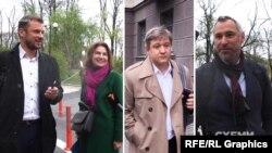 Команда Володимира Зеленського неофіційно проводить зустрічі у будинку-«монстрі» біля Маріїнського парку