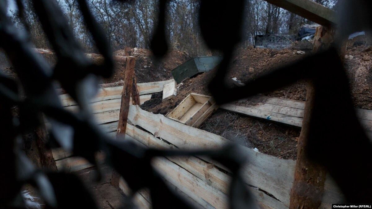 В Минобороны привели обновленные данные о положении на фронте на Донбассе с начала суток