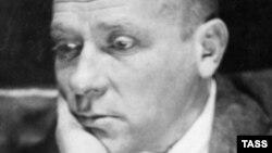На снимке: писатель Михаил Булгаков (1891-1940)