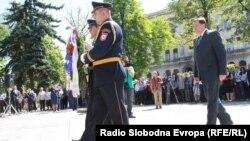 Milorad Dodik na obilježavanju Dana pobjede nad fašizmom, maj 2012.foto: Maja Bjelajac