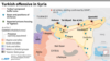 Secretarul general NATO va discuta cu președintele Erdogan, la Istanbul, despre ofensiva Turciei în Siria
