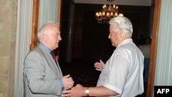 """Шеварднадзе в сентябре 1993 года уже не помог ни генерал Грачев, ни его и его """"друг"""" Ельцин"""