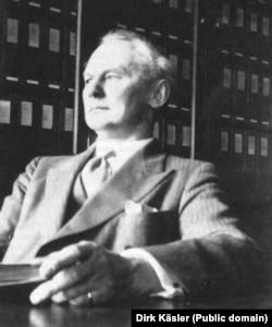 Археолог Ю.Худяковдун таятасы Юлий Геккер (1881-1938). Цинциннати. 19.1.1935.