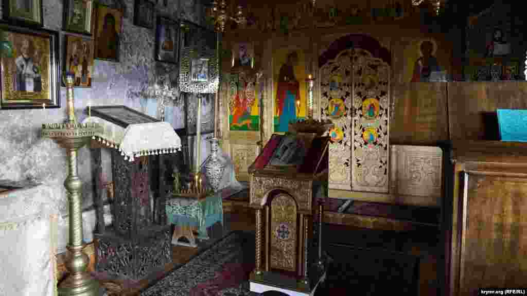 За часів князівства Феодоро Шулдан перебудовували, а храм розширювали. Цілком ймовірно, що в церковній ієрархії монастир займав не останнє місце