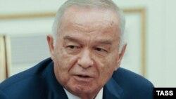 Первый президент Узбекистана Ислам Каримов.