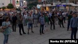 Protest u Užicu, 8. jun