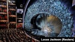 Pamje nga ceremonia e ndarjes së çmimeve Oscar këtë vit.