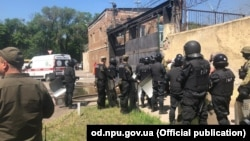 У поліції повідомили про відкриття провадження через заворушення, внаслідок якого четверо охоронців були поранені