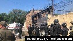 Заворушення в Одеській колонії №51 сталися 27 травня