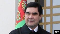 Ґурбанґули Бердімухамедов, архівне фото