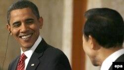 Билдирүүнү Обама Түштүк Кореяга сапары учурунда жасады, 19-ноябрь, 2009