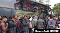Izbeglice u Beogradu u vreme relokacije iz baraka u centru grada, ilustrativna fotografija