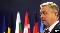 Вице-премьер правительства Белоруссии Владимир Семашко