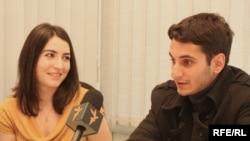 Սոնա Բարսեղյան եւ Գուրգեն Բավեյան