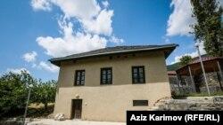 Şəkidə M.F.Axundovun ev muzeyi