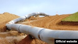 The Nabucco pipeline is designed to reduce EU dependency on Russian natural gas.