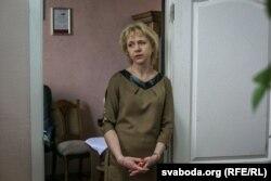 Дырэктарка музэю Натальля Мізон
