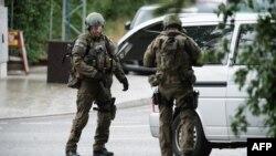 Njemačka policija, ilustrativna fotografija
