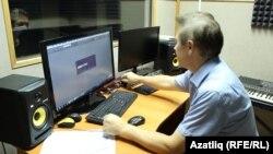 "Туймазыда ""Тәртип FM"" студиясе"