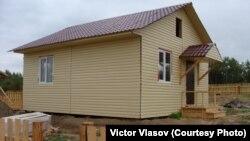 Новый дом для пострадавших от наводнения