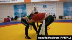 Татар көрәше