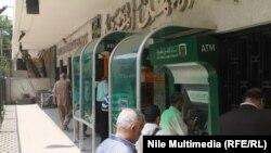 صنادق الصرف الالي للبنك الاهلي المصري