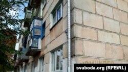 Дом № 14 на вуліцы Ўрыцкага ў Гомлі