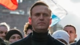 Russian opposition politician Alexei Navalny