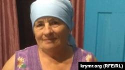 Мать голодающего украинского активиста Владимира Балуха