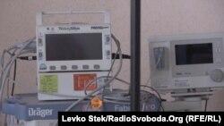 Американське медичне обладнання передане українським військовим