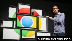 Сундар Пичаи – генеральный директор Google Inc.
