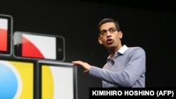 Гендиректор Google Сундар Пичаи