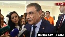 Ազգային ժողովի նախագահ Արա Բաբլոյան