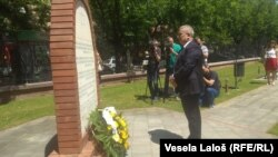 Gradonačelnik Subotice položio je cveće na spomenik Jevrejima Subotice