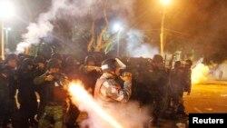 Antivladini protesti u Brazilu