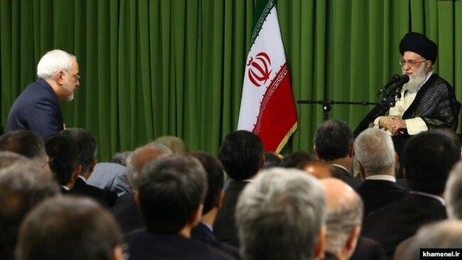 سخنرانی محمد جواد ظریف در دیدار سفرای ایران با رهبر جمهوری اسلامی