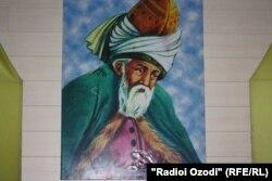 مولانا جلالالدین محمد بلخی شاعر نامدار زبان فارسی-دری