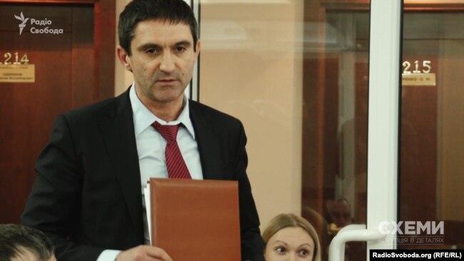 Екс-очільник ГУ СБУ Києва та Київської області Степан Грещук