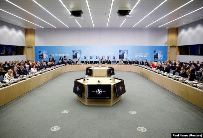 Trump je toliko bio oštar da su čelnici Saveza morali zamoliti predsjednike Ukrajine i Gruzije, koje nisu članice Alijanse, da napuste prostoriju za sastanke
