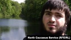 Уехавший из Чечни в Украину Али Бакаев.