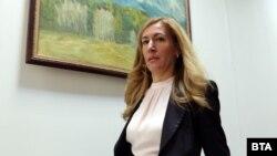Министърът на туризма Николина Ангелкова