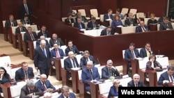 Татарстан парламенты утырышы, архив фотосы.