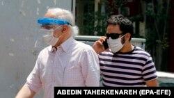 Тегеран, 5 июля 2020 года