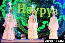 Башқұртстандағы наурыз мерекесі. (Көрнекі сурет)